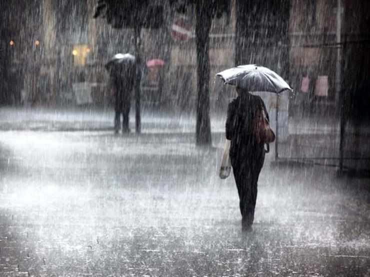 أمطار غزيرة وانخفاض حرارة.. الأرصاد تنصح المواطنين بتغيير نوعية الملابس