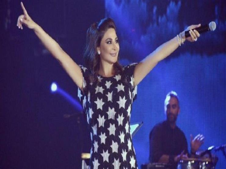 """""""المصريين غاليين على قلبي"""".. إليسا: لهذه الأسباب بحب أغني مصري - فيديو"""