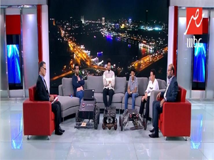 مدير المسابقة الدولية للروبوتس في إسبانيا يكشف تفاصيل حصول مصر على المركز الأول
