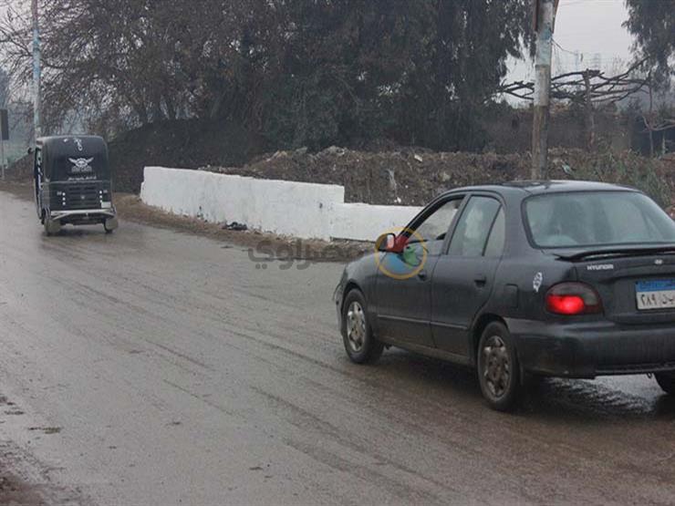 بالصور- الأمطار تغرق شوارع المنوفية.. ورفع درجة الاستعداد لـ...مصراوى