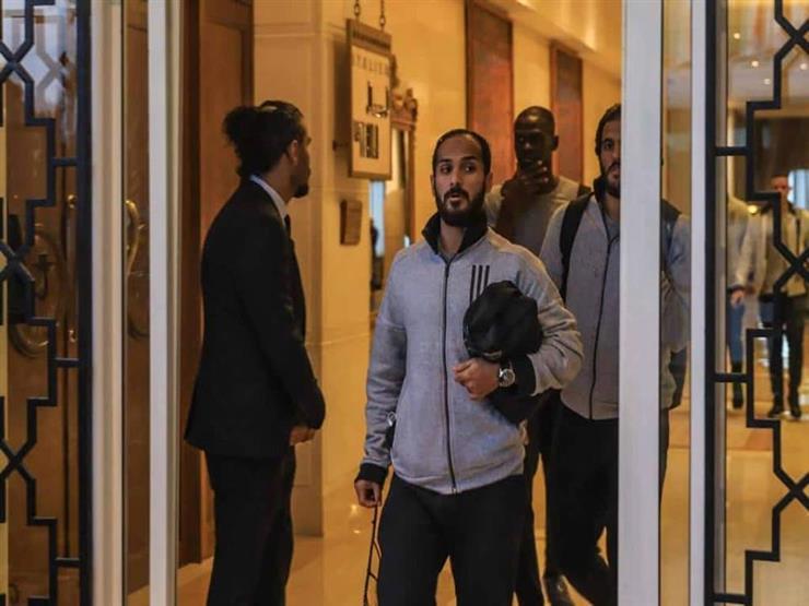 جماهير الترجي تعتدي على حافلة الأهلي.. وإصابة هشام محمد (صورة)