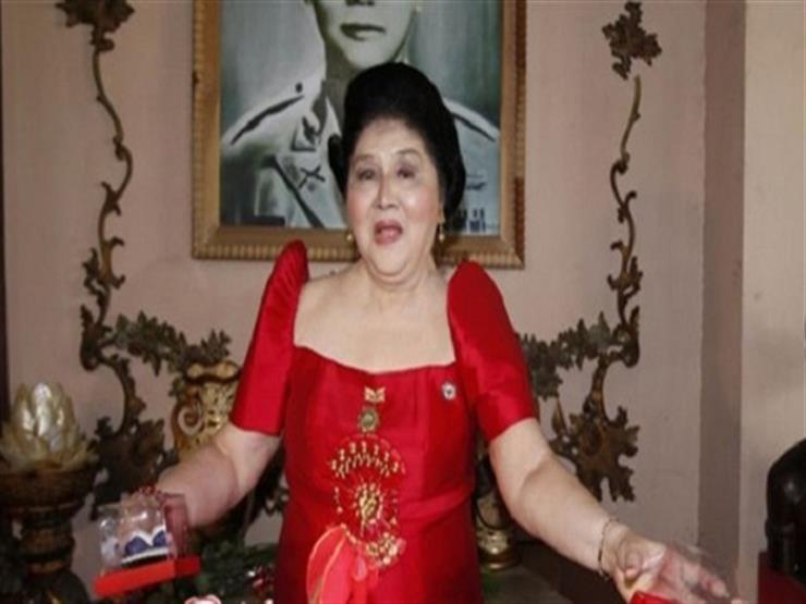 سيدة الفلبين الأولى السابقة إميلدا ماركوس تواجه أحكاما بالسجن لإدانتها بالفساد