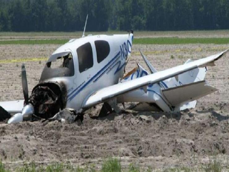 مقتل اثنين وإصابة 10 أشخاص في تحطم طائرة صغيرة شرقي بالبرازيل