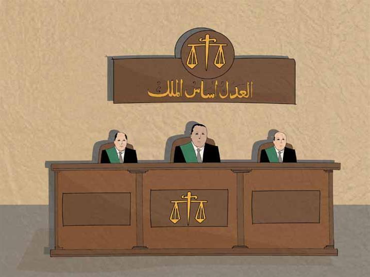 """أبرزها محاكمة """"ضباط ورئيس حي ومحامٍ"""".. نشرة المحاكم الصباحية"""