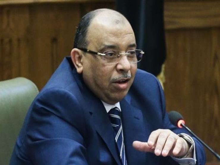 وزير التنمية المحلية يبدأ سلسلة اجتماعاته مع المحافظين