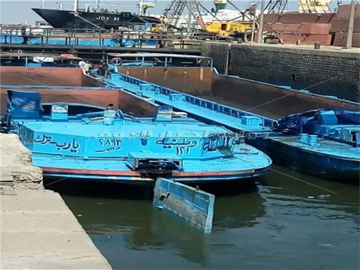 رئيس النقل النهري يعلن جاهزية هويس المالح لاستقبال بارجات التصدير للخارج
