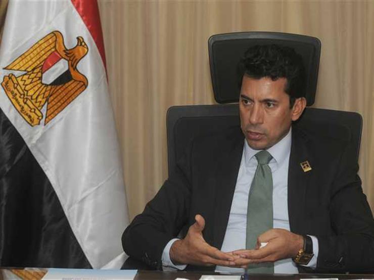 وزير الشباب: مقر جديد للكاف بشرق القاهرة