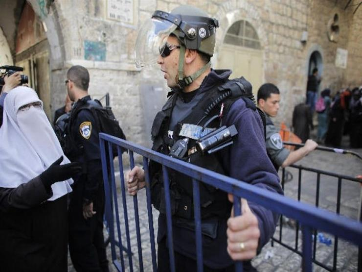 شرطة الاحتلال الإسرائيلي تقتحم مسجد قبة الصخرة