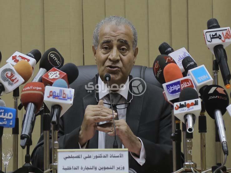 وزير التموين أمام النواب: حققنا اكتفاء ذاتيا من السكر بنسبة 75%
