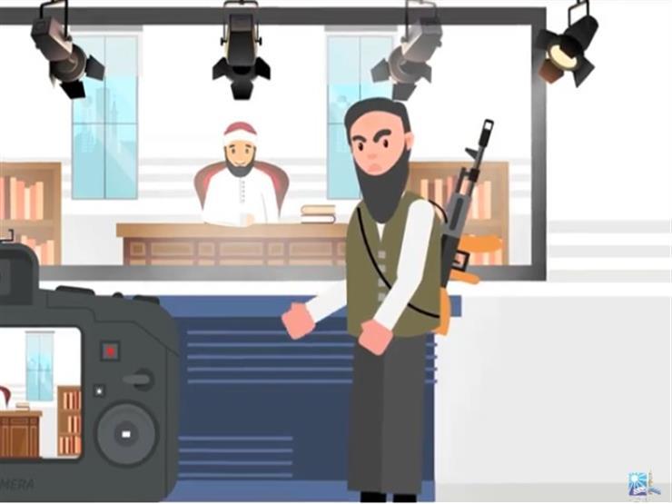 """فيديو """"موشن جرافيك"""" جديد للإفتاء: لهذا السبب اخترع المتطرفون كذبة """"علماء السلطان"""""""