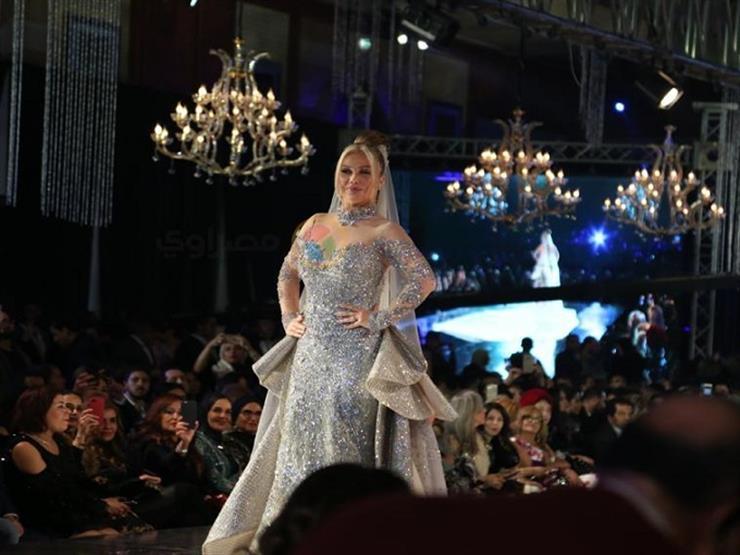 Egyptian Wedding Dress With 200 Million Pounds Albheiri Reveals