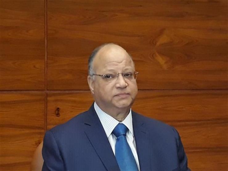 """محافظ القاهرة يعرض حلول مشكلات المرور في """"محلية النواب"""""""