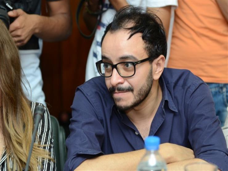 """حسام داغر وعلي ربيع في كواليس """"فكرة بمليون جنيه"""""""