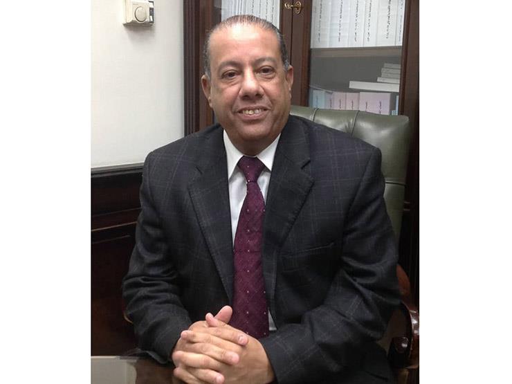 عبد العظيم حسين رئيسا جديدا لمصلحة الضرائب