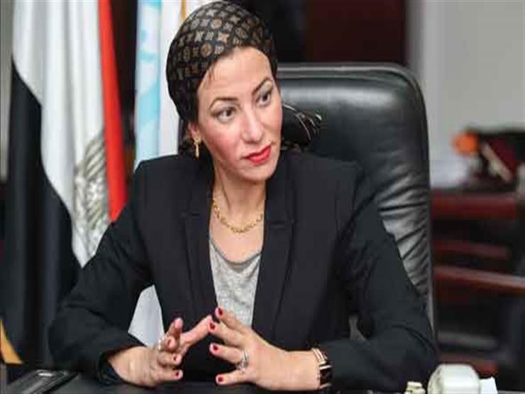 """وزيرة البيئة تؤكد لـ""""جوتيريش"""" حرص مصر على تنفيذ """"اتفاق باريس"""""""