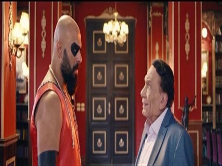 أحمد صلاح ينشر صورته مع عادل إمام.. وهكذا وصفه