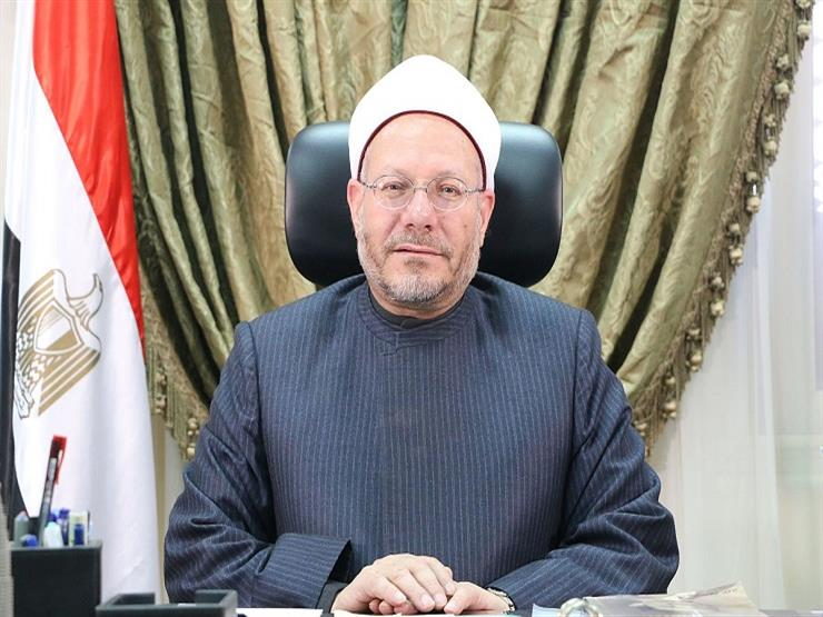 """المفتي  يهنئ الرئيس والقوات المسلحة والشعب  بذكرى """"تحرير سيناء"""""""