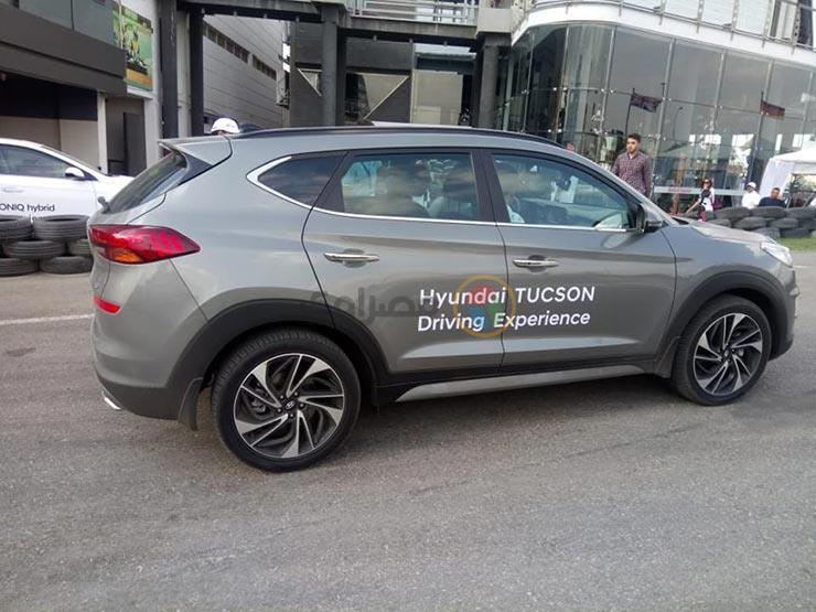 """مصراوي يختبر """"هيونداي توسان"""".. أكثر السيارات الـSUV مبيعًا في مصر 2018 (فيديو)"""