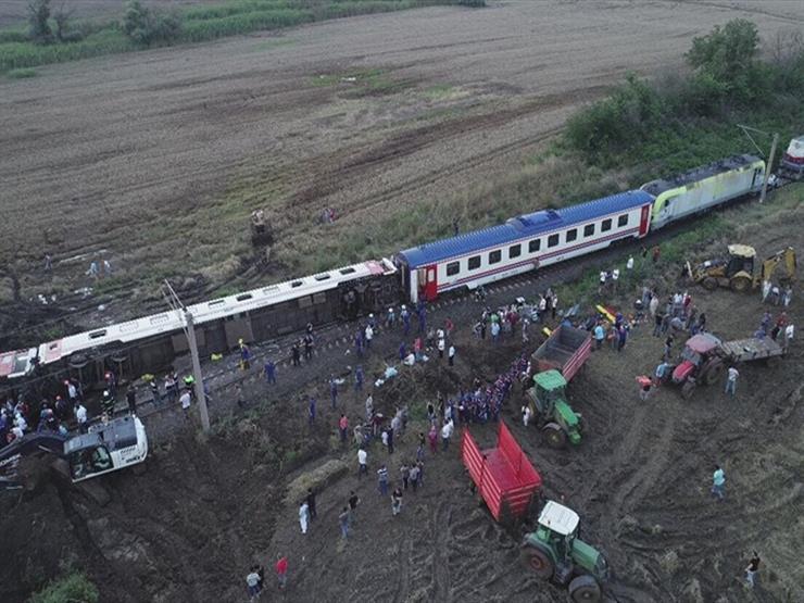 تركيا: 9 قتلى و47 جريحًا في حادث قطار بأنقرة (حصيلة جديدة)