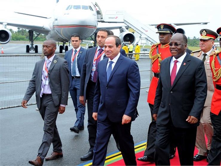 رئيس الوزراء: السيسي وجه دعوة إلى رئيس تنزانيا لزيارة مصر - فيديو