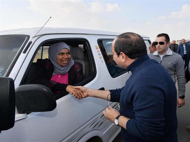 المداخلة الكاملة للرئيس السيسى مع الإعلامى شريف عامر -فيديو