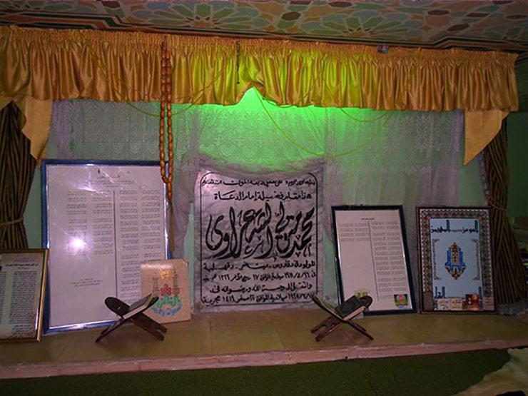 تشييع جثمان ابنة الشيخ الشعراوي في الدقهلية