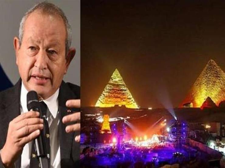 """ساويرس عن إدارة """"أوراسكوم"""" للأهرامات: فرصة لرد الجميل لمصر"""