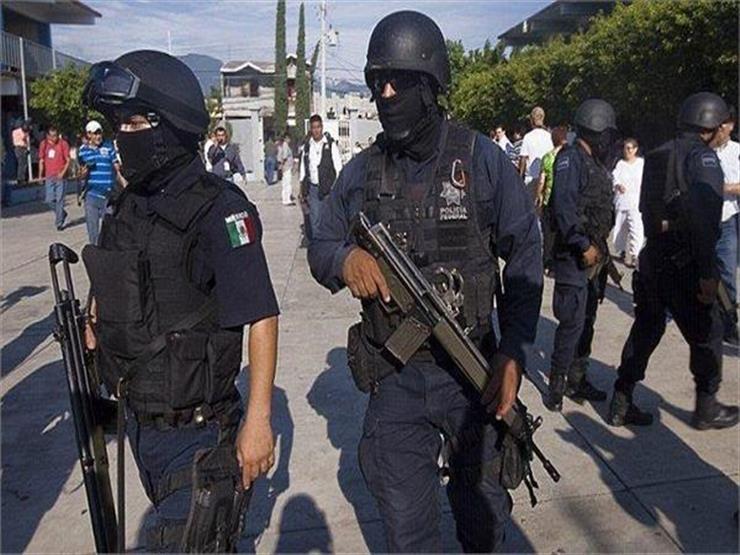 مقتل 3 أفراد من عناصر الشرطة المكسيكية في هجوم غربي البلاد
