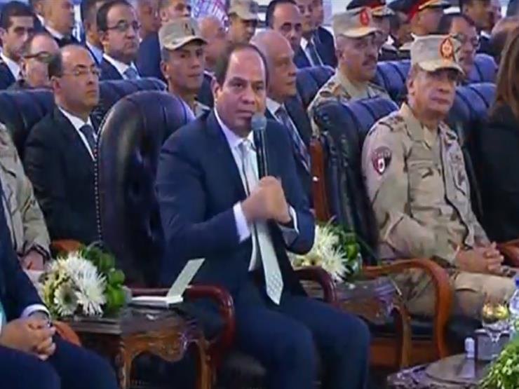 الرئيس السيسي يُحرج محافظ القاهرة