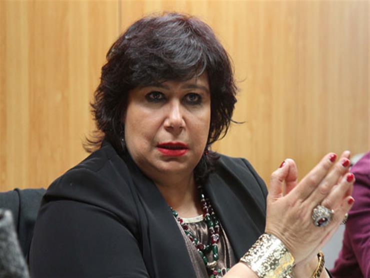 وزيرة الثقافة تنعي الفنان سعيد عبدالغني: فقدنا أحد فرسان الدراما