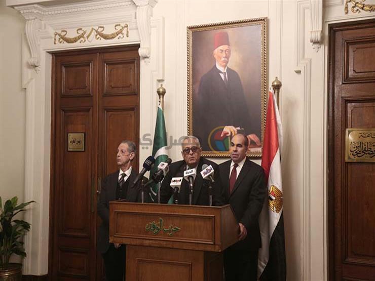 """""""أبوشقة"""": تشكيل """"حكومة ظل"""".. وفتح أبواب """"الوفد"""" أمام جميع المواطنين"""