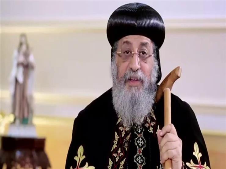 """""""اقتراح ومُعاملة خاصة"""".. ماذا قال البابا تواضروس عن حادث المنيا؟"""
