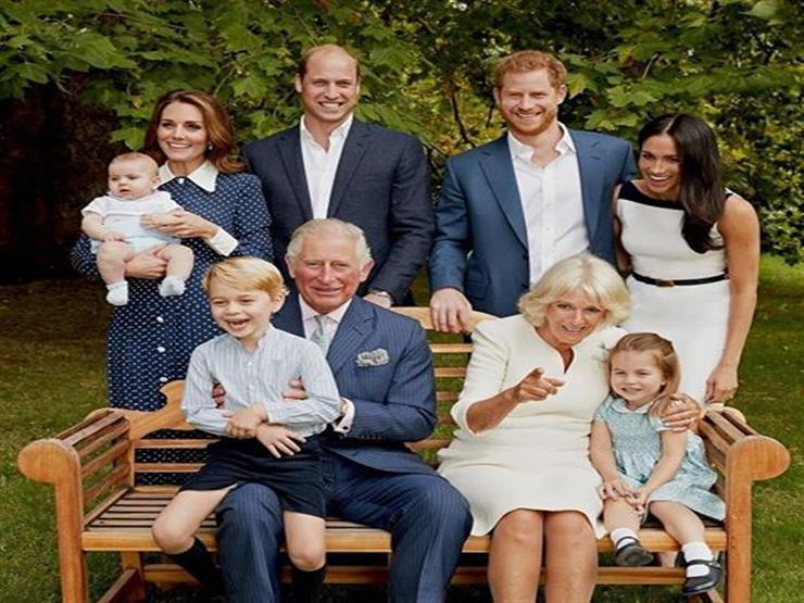بالصور- أجمل لحظات العائلة الملكية البريطانية في 2018