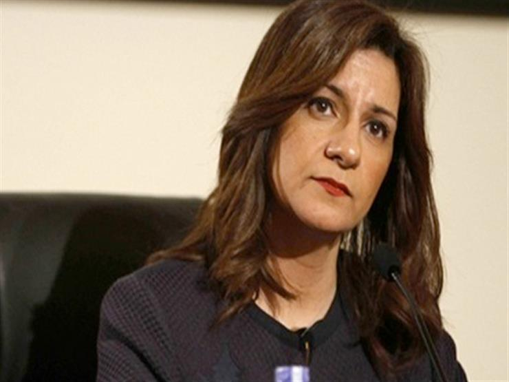 """وزيرة الهجرة: """"مصر تستطيع"""" يدعم استراتيجية الرئيس في بناء الإنساء المصري"""