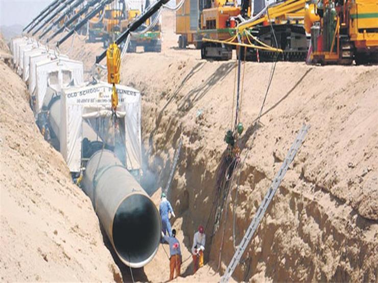 الإسكان: تنفيذ 3 مشروعات لمياه الشرب و7 مشروعات للصرف الصحي بالقليوبية