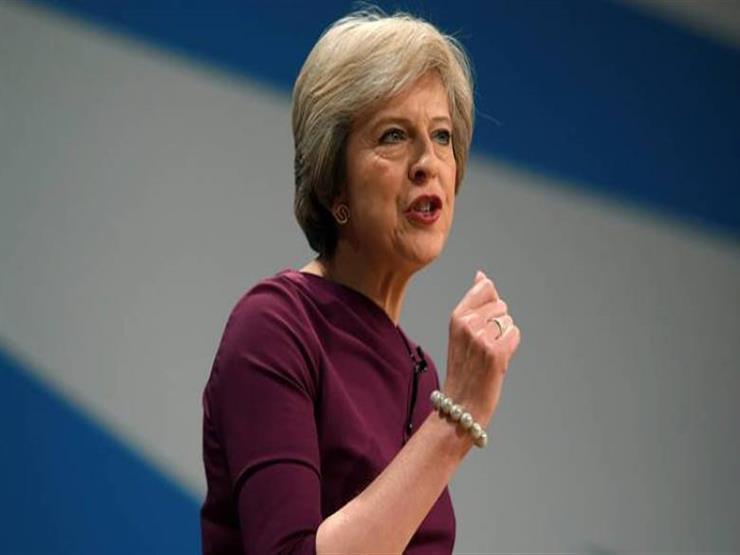 ماي تنجو من تصويت سحب الثقة بمجلس العموم البريطاني
