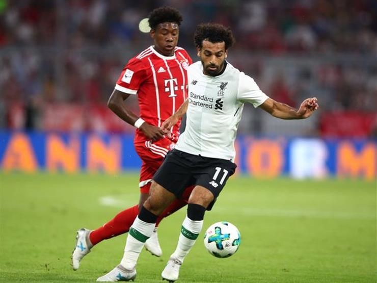 ضربة قوية لبايرن قبل مواجهة ليفربول بدوري الأبطال