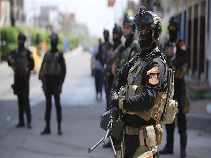 الشرطة العراقية: إصابة سبعة مدنيين بانفجار عبوتين جنوبي وشمالي بغداد