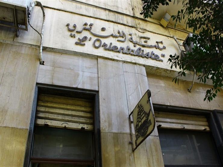 """محامي حسن كامي: """"مبسوط بتشميع مكتبة المستشرق وهدخلها تاني"""" - فيديو"""