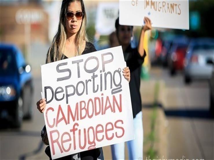 تقرير: أمريكا ترحّل عشرات المهاجرين الكمبوديين