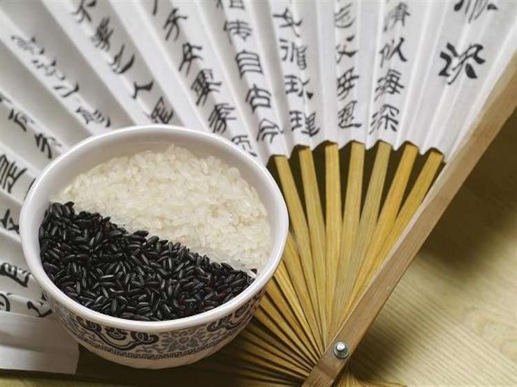 دراسة: الأرز الأسود يساعد على التخلص من السمنة
