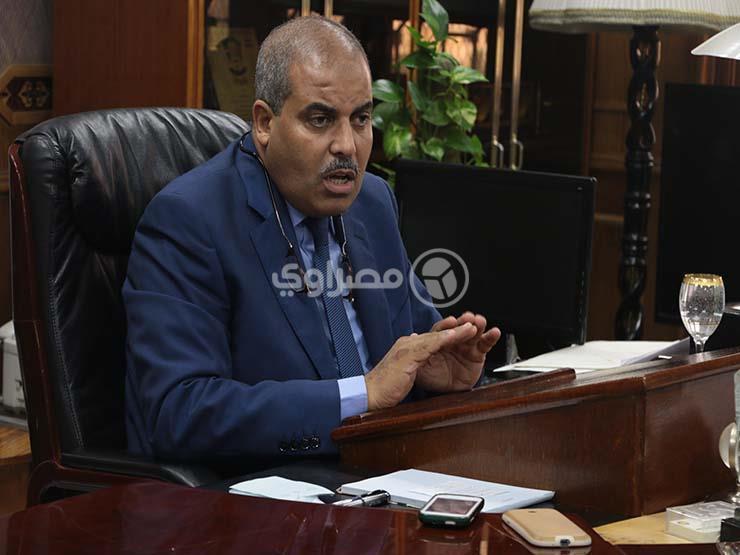 رئيس جامعة الأزهر يفتتح أعمال تطوير بفرعي البنات والبنين