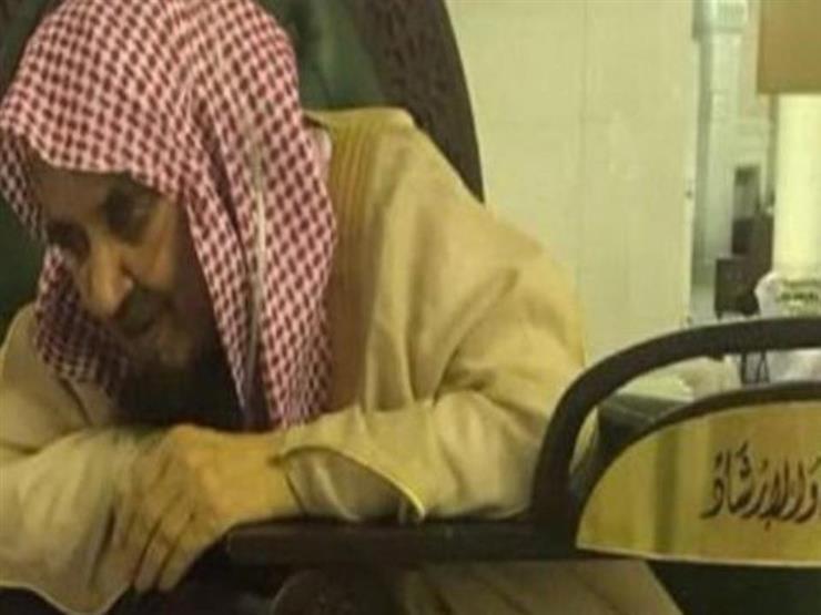 """وفاة الشيخ """"العجلان"""" مفتي الحجاج والمعتمرين.. أحد أقدم المدرسين بالمسجد الحرام"""