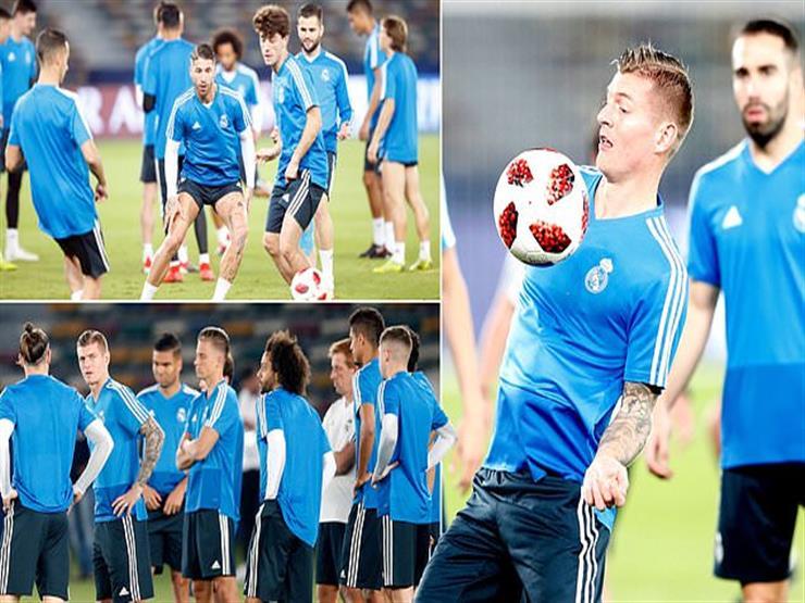 مباريات الأربعاء.. ريال مدريد يواجه كاشيما.. وصدام أرسنال وتوتنهام