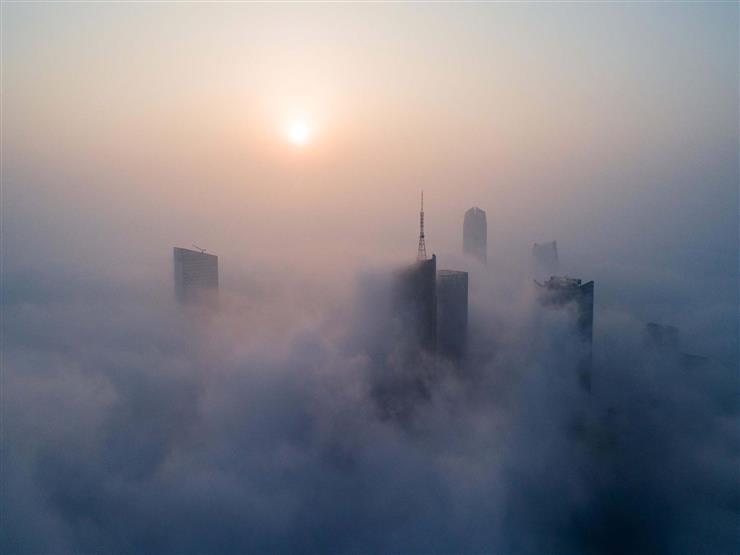 ضباب دخاني كثيف يضرب الصين وتجدد إصدار الإنذار الأصفر
