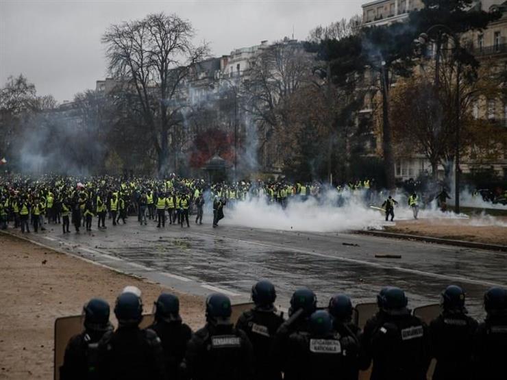 انتهاء الاجتماع الطارئ للحكومة الفرنسية دون الإعلان عن قرارات بشأن الاحتجاجات