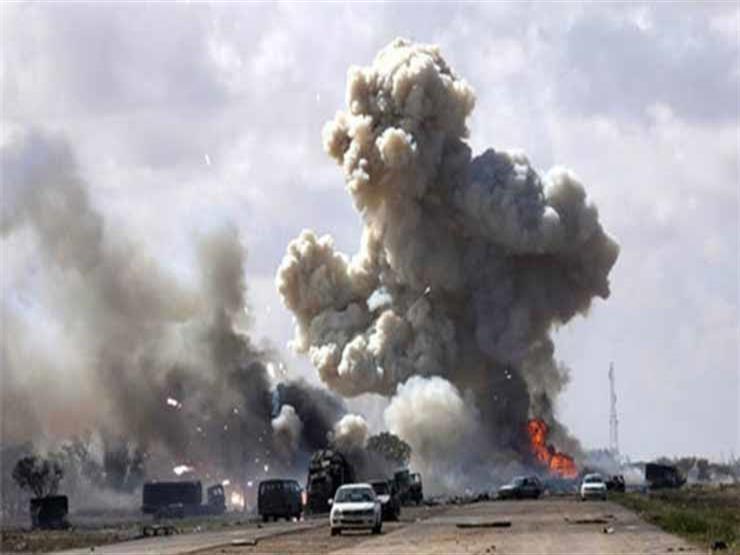 إسرائيل تقصف موقعين لحماس في قطاع غزة دون إصابات
