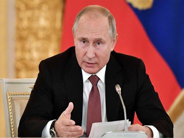 بوتين يدين محاولات تغيير الوضع في فنزويلا بالقوة والإرهاب