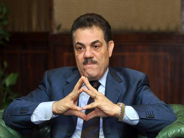 السيد البدوي يجمد نشاطه بحزب الوفد