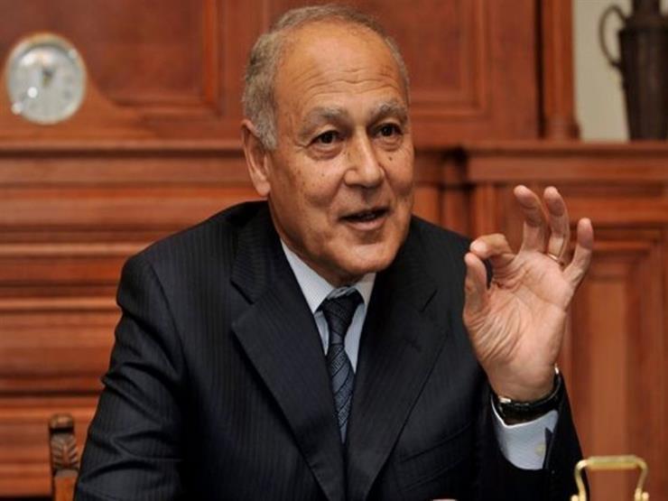 """أبو الغيط: """"إسرائيل قررت محو القضية الفلسطينية وإسقاط خيار الدولتَين بخطة ممنهجة"""
